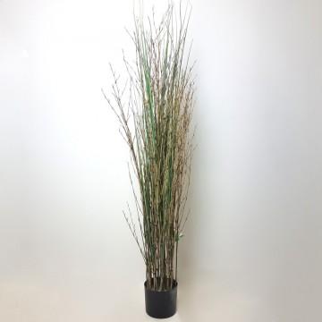 Umělé květiny - Grass Plant Bamboo 150cm