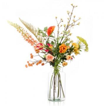 Umělé květiny - Umělá kytice Happy XL 12 stonků