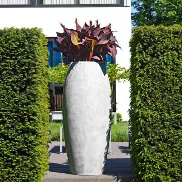 Venkovní květináče - Essence Ami grey 39x90cm