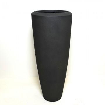 Luxusní květináče - Polystone Smoke Partner 63x150cm
