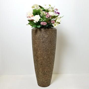 Luxusní květináče - Eco Wood partner 37x90cm