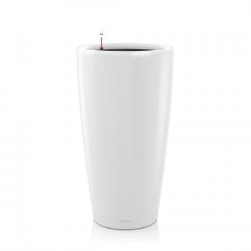 Lechuza květináče - Lechuza Rondo 32 White komplet