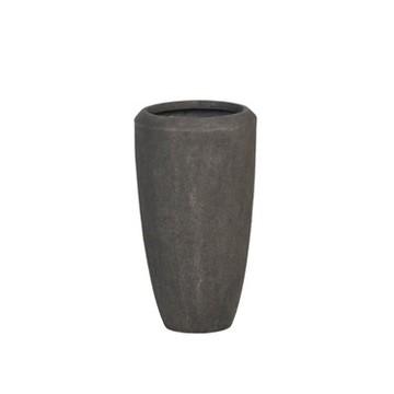 Luxusní květináče - Polystone Smoke Partner 22x40cm
