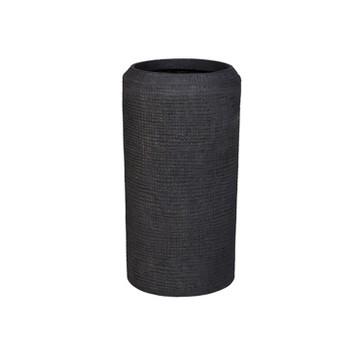 Luxusní květináče - Polystone Smoke Alexi 28x50cm