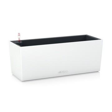 Lechuza květináče - Lechuza Balconera Trend 50 White komplet