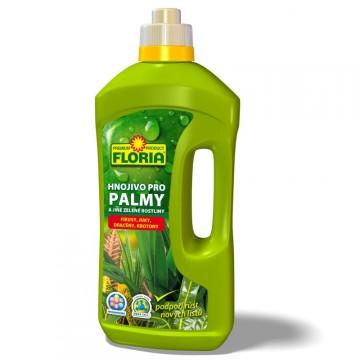 Doplňky - Floria pro palmy a jiné zelené rostliny 1 litr