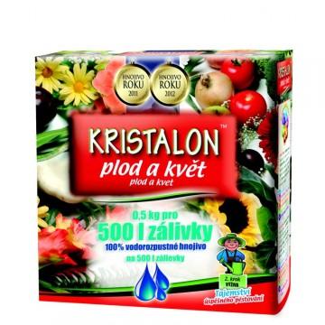 Doplňky - Kristalon pro plod a květ 500g