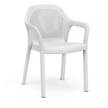 Lechuza květináče - Židle Lechuza Cottage White