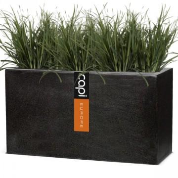 Venkovní květináče - Capital Lux Box Black 100x40x55cm