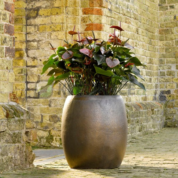 Keramické květináče - Sepia Duo 55x60cm