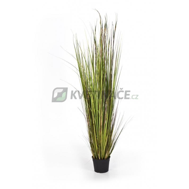 Umělé květiny - Umělá bambusová tráva 150cm