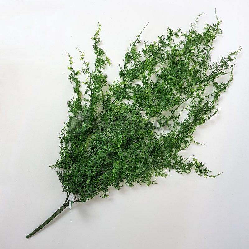 Umělé květiny - Umělé kapradí 80cm
