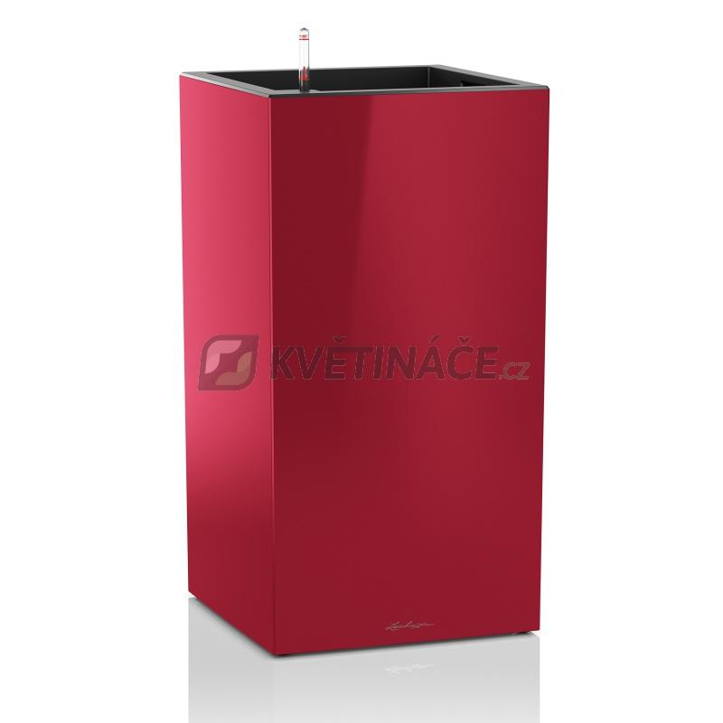 Lechuza květináče - Lechuza Canto Premium Tower 40 Scarlet komplet