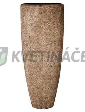 Luxusní květináče - Polystone Rock Partner 65x150cm