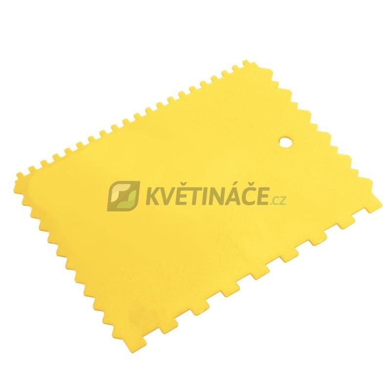 Doplňky - Plastová stěrka pro lepidlo na mechy