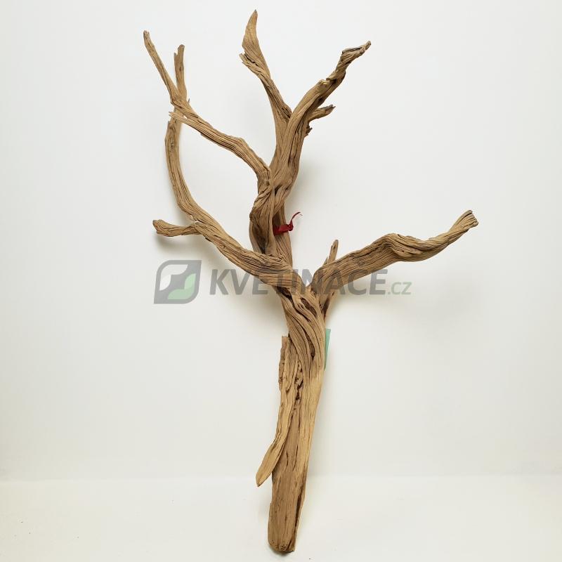 Dekorace - Dekorativní dřevěná větev 90cm