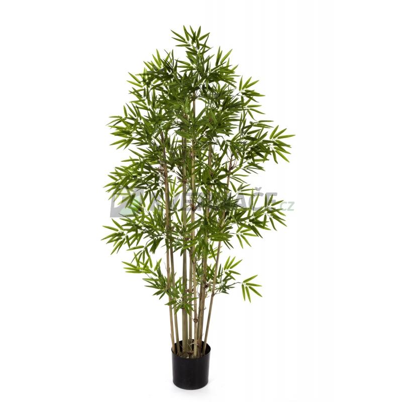 Umělé květiny - Bamboo Tuft 210cm