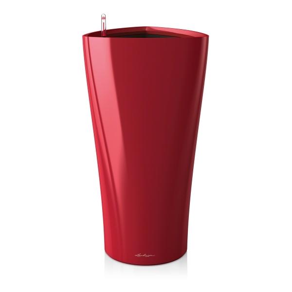 Lechuza květináče - Lechuza Delta 30 Scarlet komplet