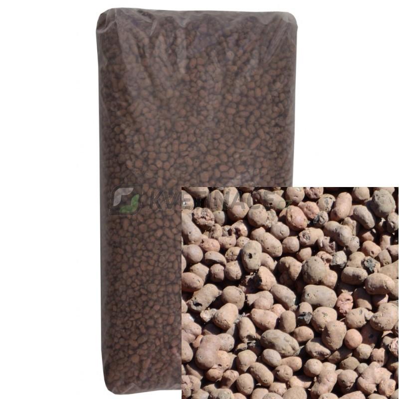 Doplňky - Keramzit 8 až 16mm 10 litrů