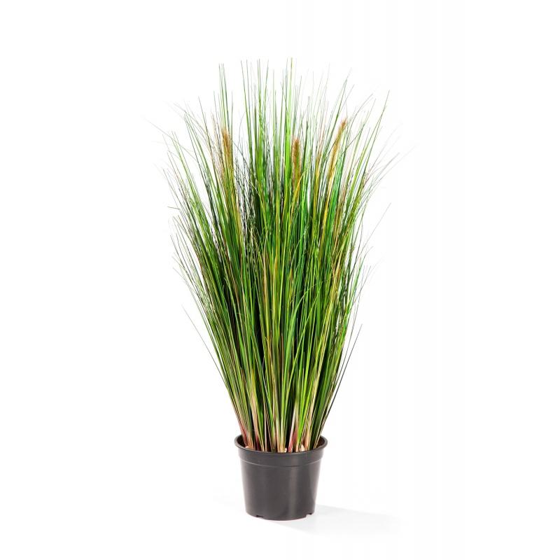Umělé květiny - Foxtail Grass II Green 90cm