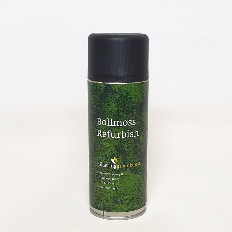 Zelené stěny - Barva ve spreji pro stabilizované mechy