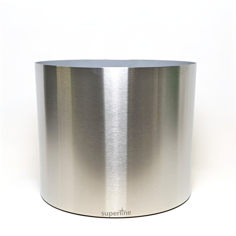 Kovové květináče - Superline Standard na filcu 24x25cm