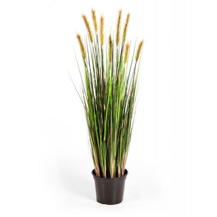 Umělé květiny - Foxtail Grass Green 90cm