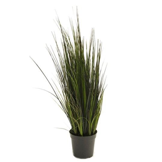 Umělé květiny - River Grass Green 60cm