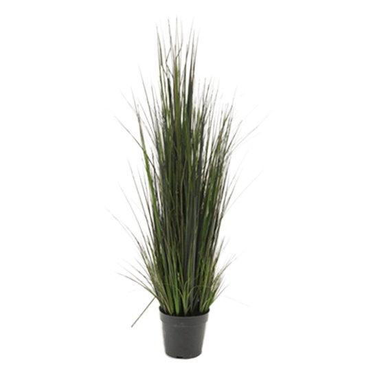 Umělé květiny - River Grass Green 90cm