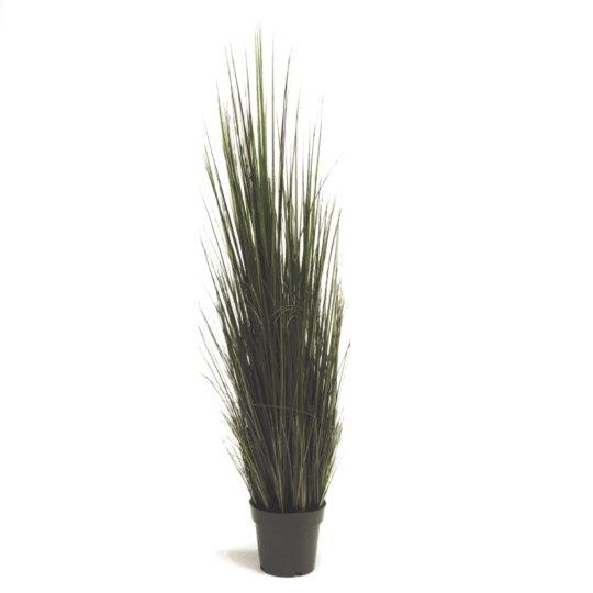 Umělé květiny - River Grass Green 120cm