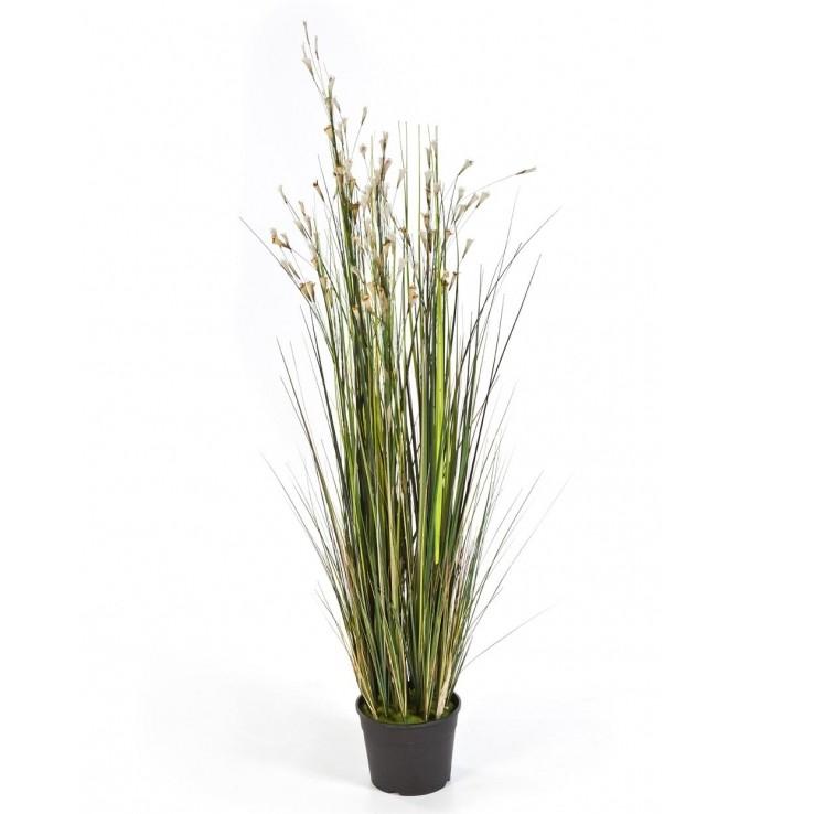 Umělé květiny - Grass Coral Creme 120cm
