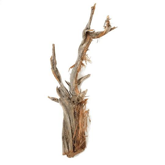 Dekorace - Dekorativní dřevěná větev Raw 120cm
