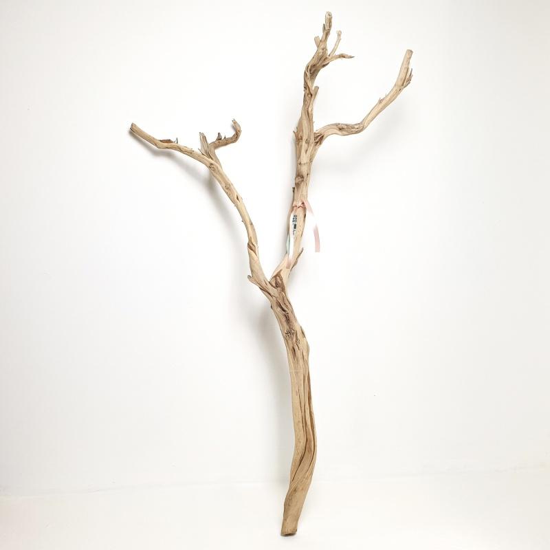 Dekorace - Dekorativní dřevěná větev 125cm-BD