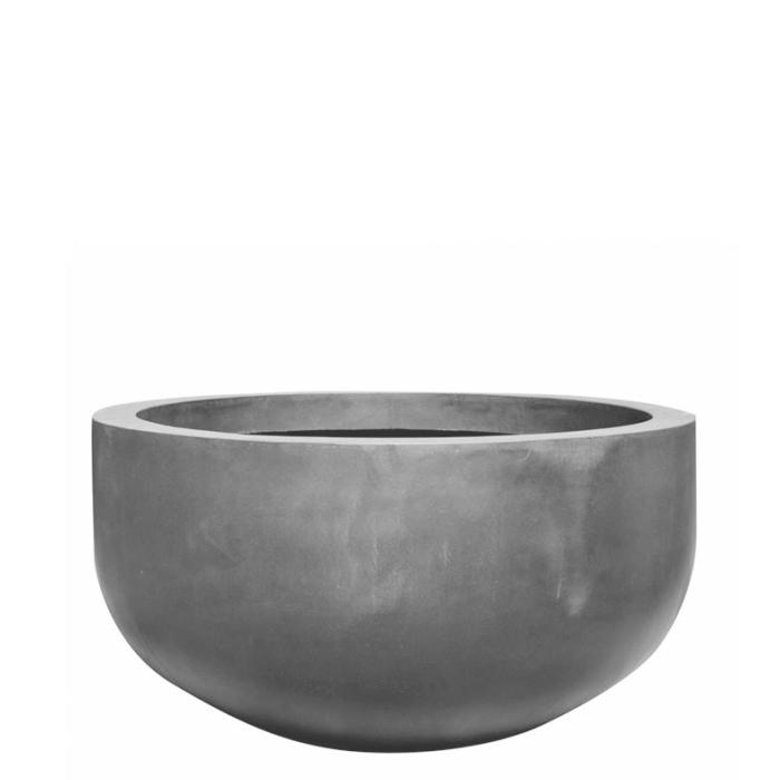 Venkovní květináče - Fiberstone City Grey 92x50cm