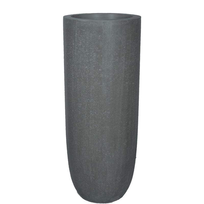 Venkovní květináče - Division Plus antracit 50x125cm