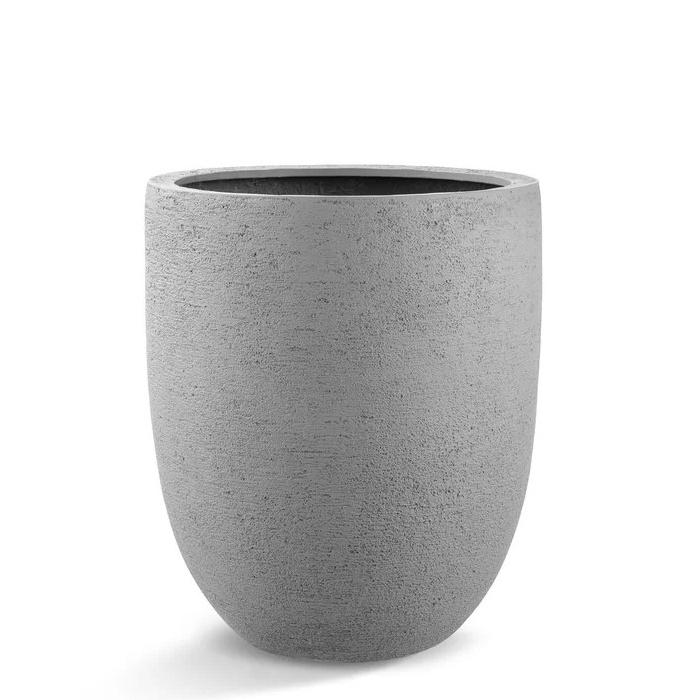Venkovní květináče - D-lite classic hrubý šedý 30x35cm