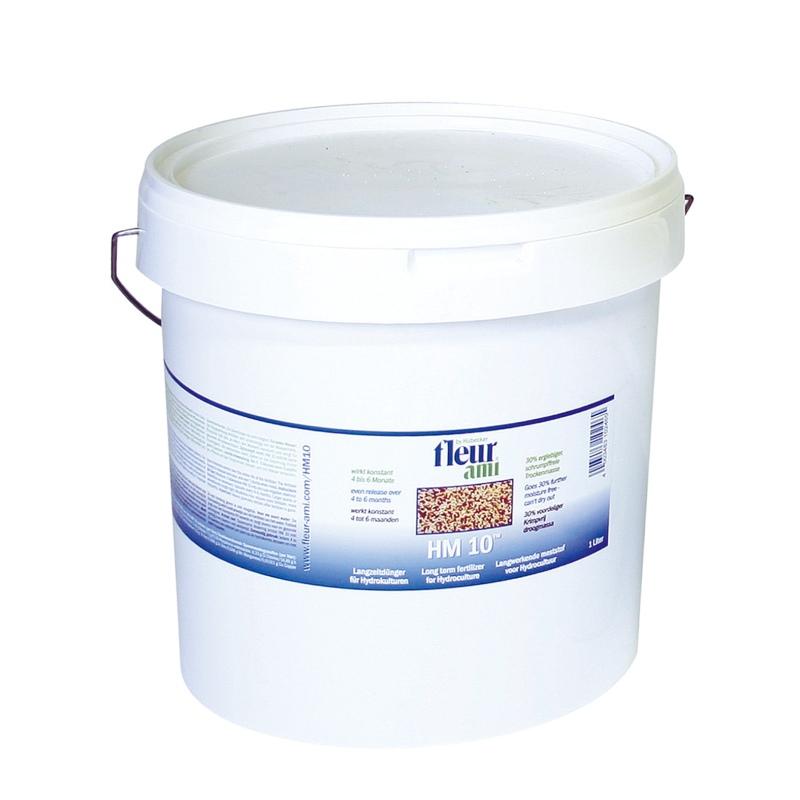 Doplňky - Hydroponní granulované hnojivo HM10 20 litrů