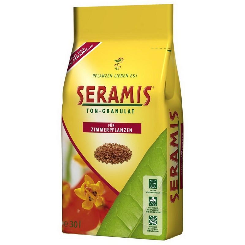 Doplňky - Seramis 30 litrů - balený