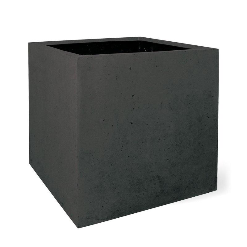 Venkovní květináče - Square Antracit 60x60x60cm