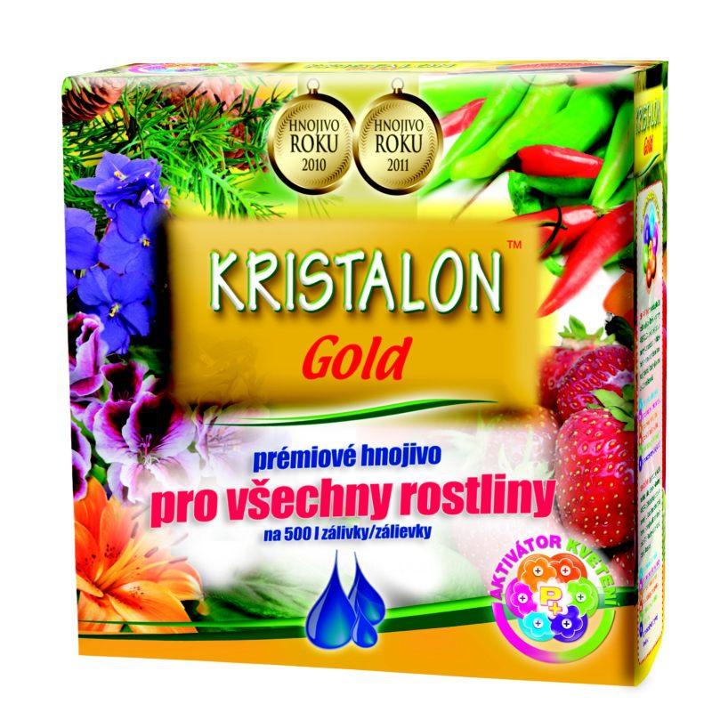 Doplňky - Kristalon GOLD pro všechny rostliny 500g