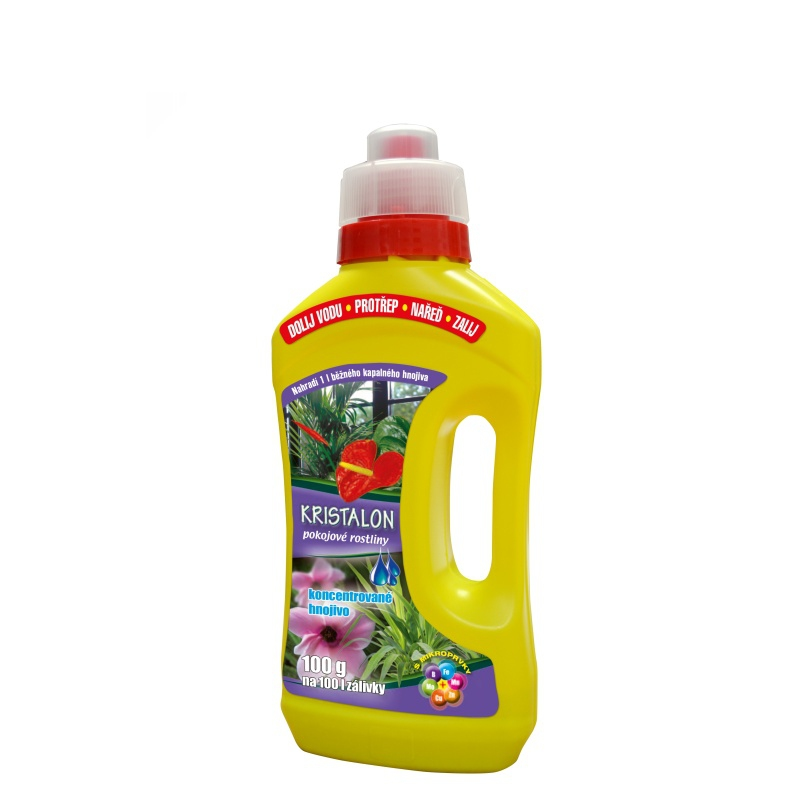 Doplňky - Koncentrát Kristalon pro pokojové rostliny 100 g
