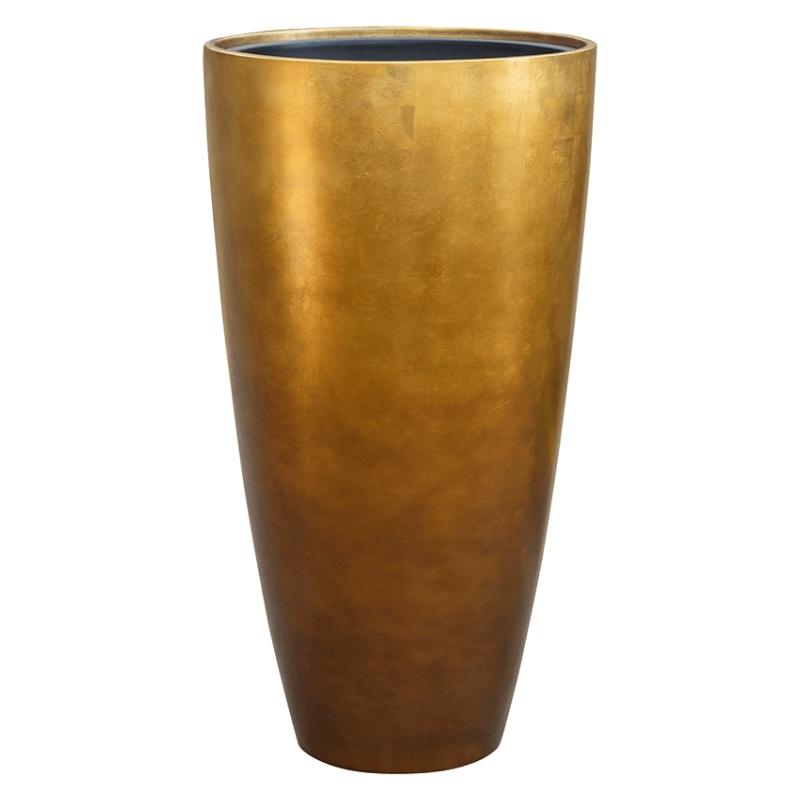 Luxusní květináče - Metallic partner honey 49x90cm