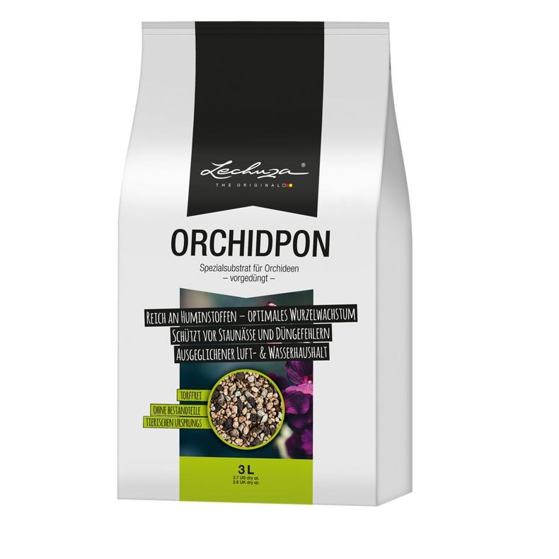 Lechuza květináče - Lechuza Orchidpon 3 litry