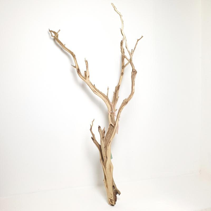 Dekorace - Dekorativní dřevěná větev 125cm