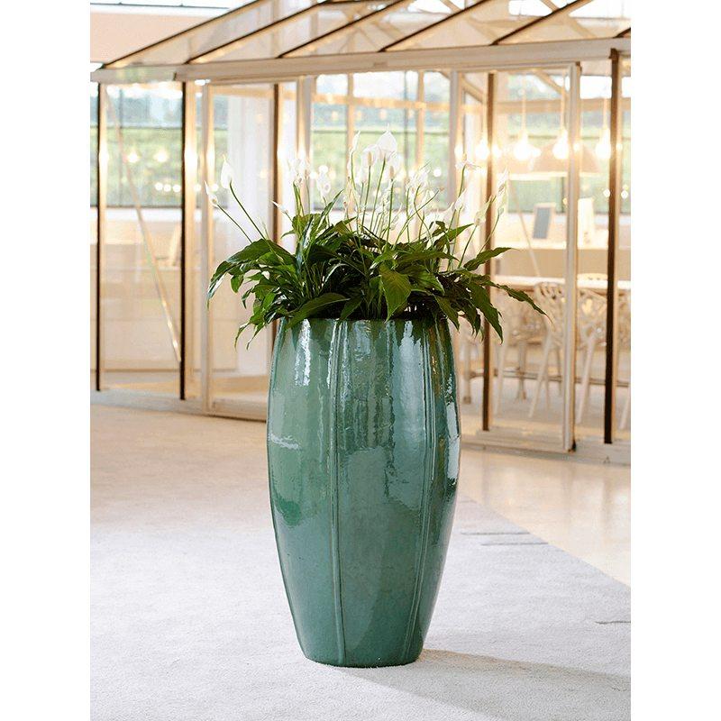Keramické květináče - Moda Vase Tahiti 43x74cm
