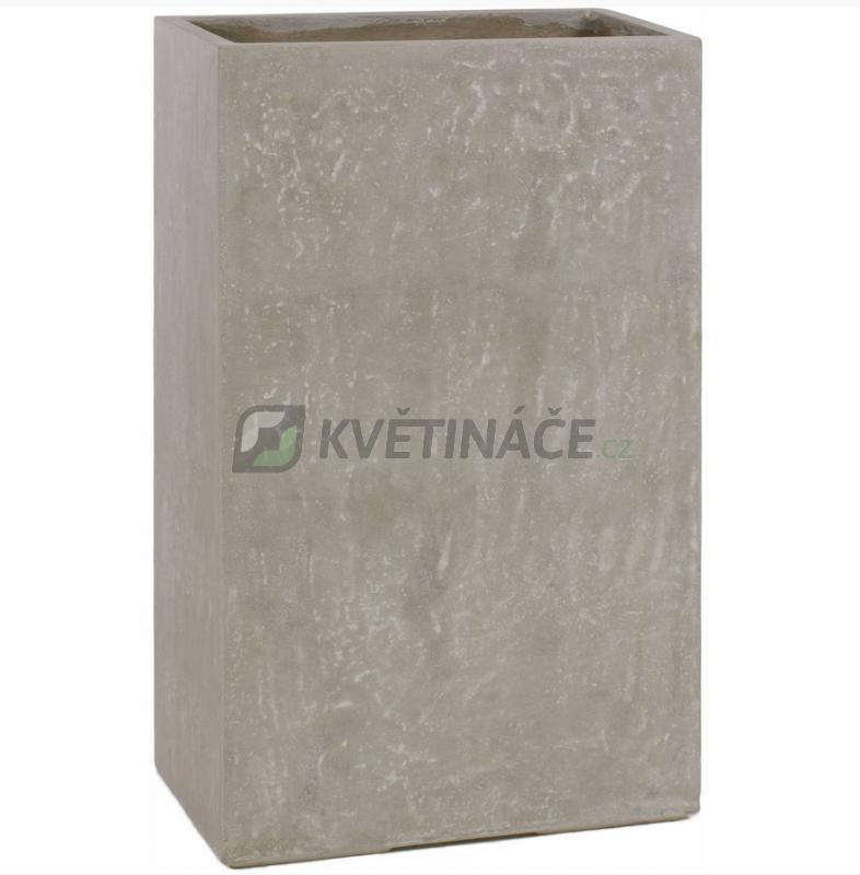 Venkovní květináče - Division Natural Concrete 60x35x100cm