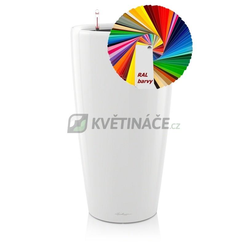 Lechuza květináče - Lechuza Rondo 40 vlastní barva RAL komplet