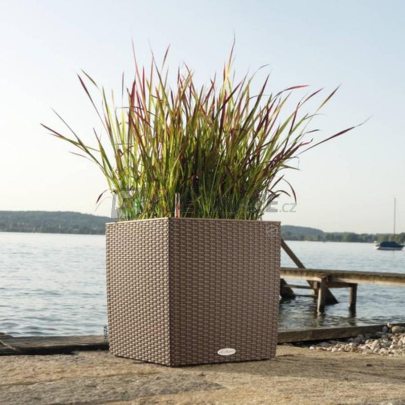 lechuza cube cottage 30 granit komplet kv tin. Black Bedroom Furniture Sets. Home Design Ideas