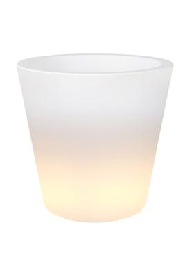 Svítící květináče - Pure Straight Light LED 45x63cm
