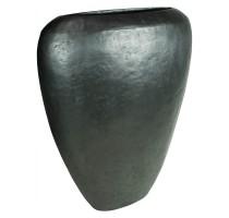 Loft Ovál Black Iron 100x40x120cm